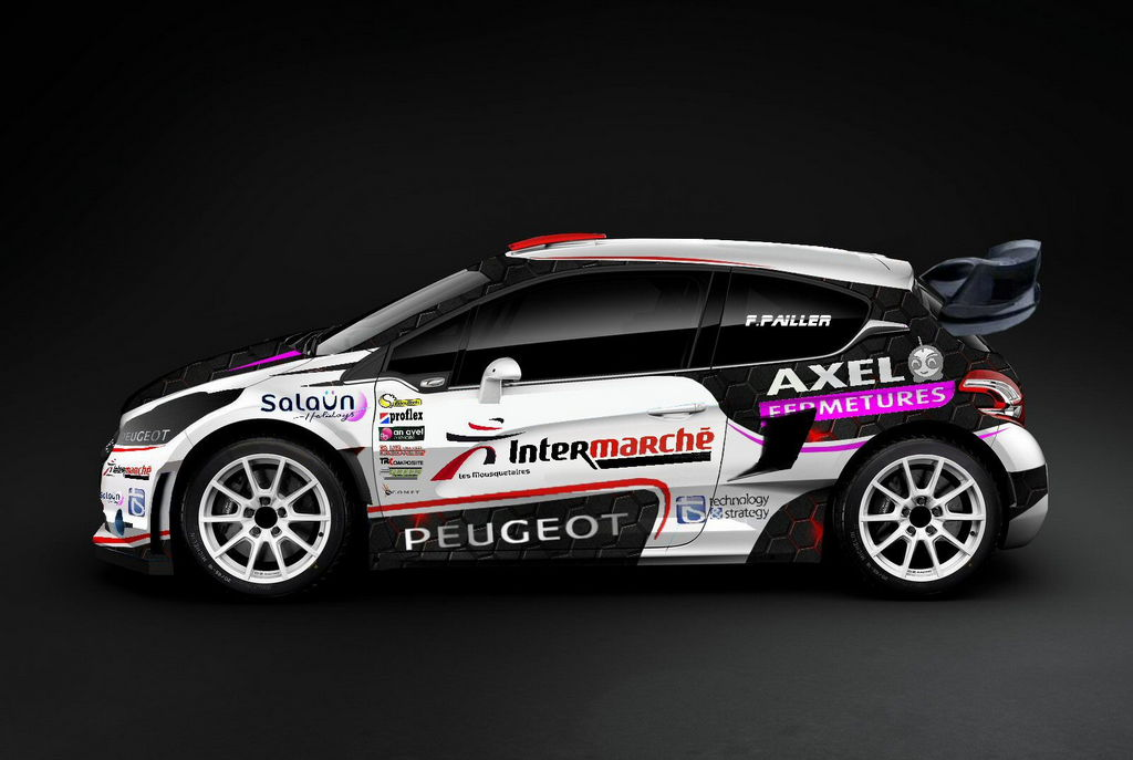 LINNEMANN WITH PAILLER IN FIA EUROPEAN RALLYCROSS OPENER?