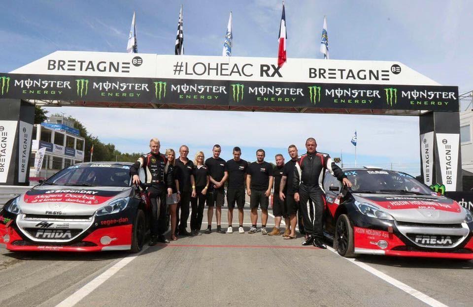 4. afdeling af EuroRX: Loheac i updates!